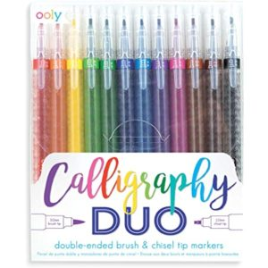 Calligraphy Duo Double-Ended Markers