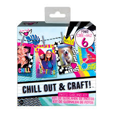 Chill Out & Craft Garland