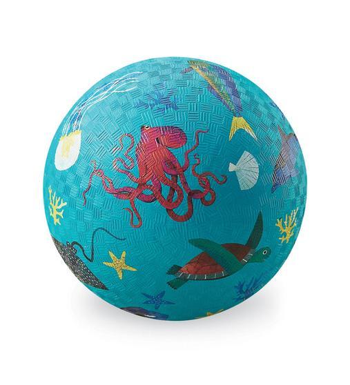 "5"" Playball/Sea Animals"