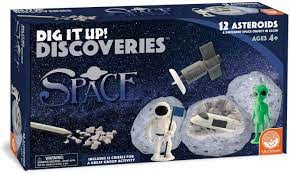 Dig It Up Discoveries-Space