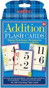 Flashcards Addition