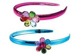Flower Gem Headband