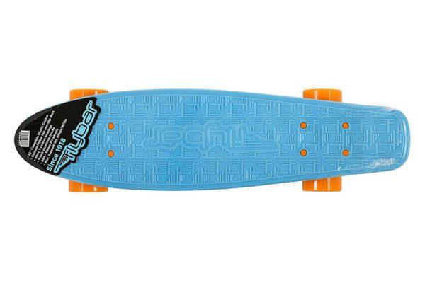 Flybar Plastic Cruiser- Blue