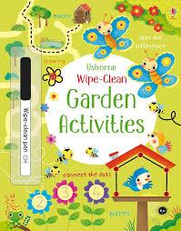 Garden Activities Wipe-Clean