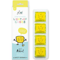 Glo Pals- 4 Pack Yellow