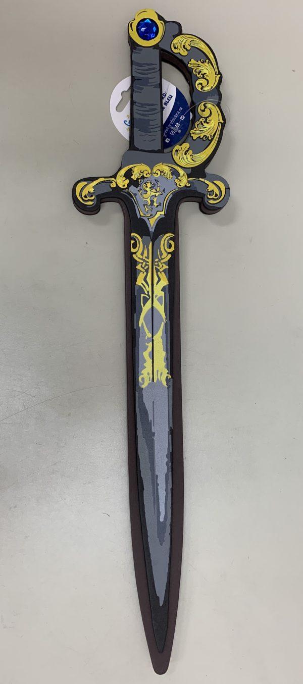 Eva Printed Knight Sword
