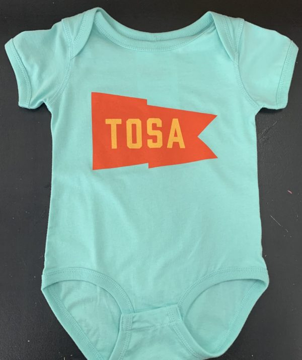 Team Tosa Chill Onesie