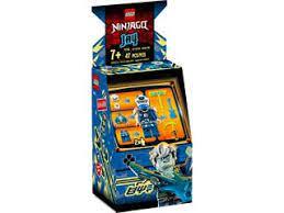 Jay Avatar Arcade Pod