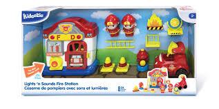 Lights 'n Sound Fire Station