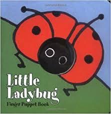 Little Ladybug Puppet Book