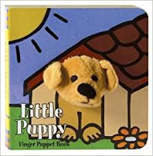 Little Puppy Puppet Book