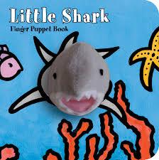 Little Shark Puppet Book