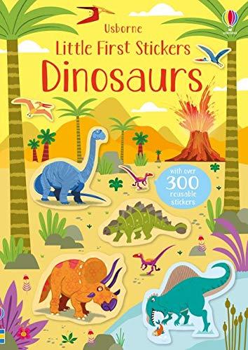 Little Stickers Dinosaurs