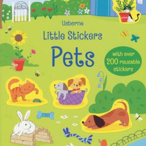 Little Stickers Pets