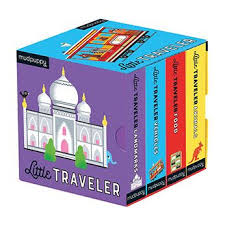 Little Traveler Board Book