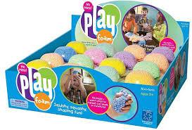 Play foam individual pod