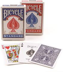 Playing Cards Standard Index