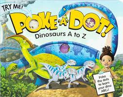Poke A Dot Dinosaurs A to Z