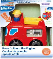 Press N Zoom Fire Engine
