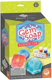Stemulators-Gem Soap Science Lab