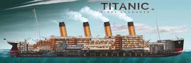 Titanic First Accounts