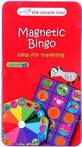 To Go Magnetic Bingo