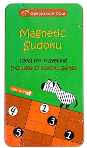 To Go Magnetic Sudoku