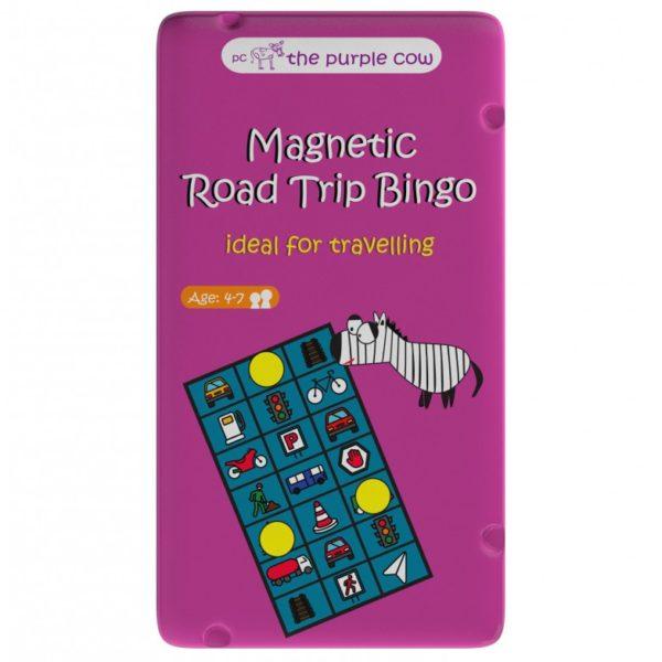 To Go Road Trip Bingo