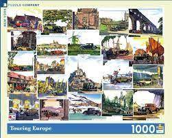 Touring Europe