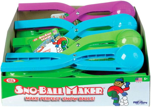 Ideal Sno Toys Sno Ball Maker