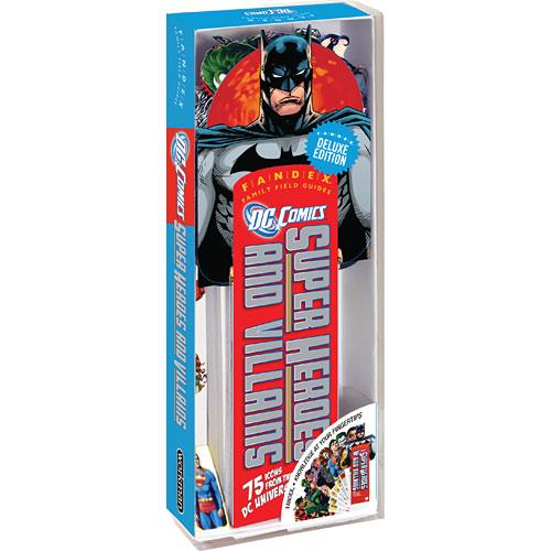 Fandex: DC Comics Paperback