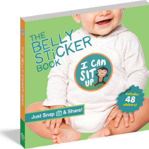 The Belly Sticker Book