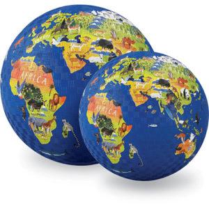 """World Animals 7"""" Playground Ball"""