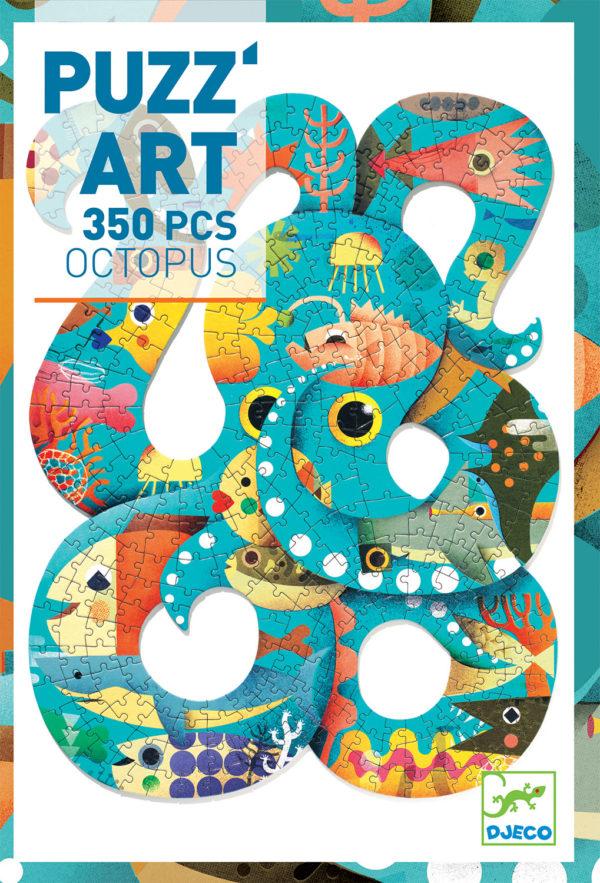 Puzz'art Octopus - 350pcs