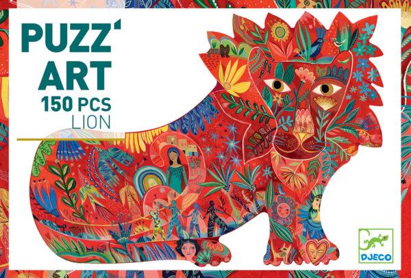 Puzz'art Lion - 150pcs