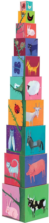 Blocks & Towers Nature and Animal Blocks