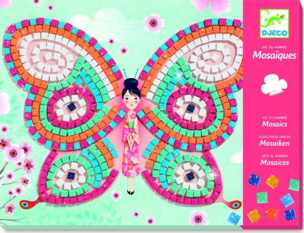 Mosaics - Butterflies