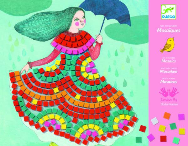 Lga Mosaics Party Dresses