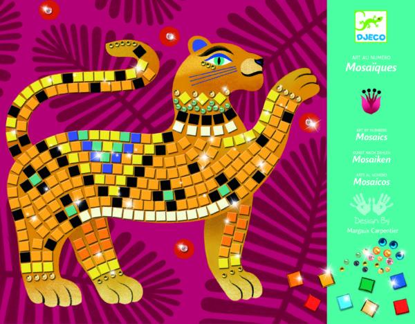 Lga Mosaics Deep In The Jungle