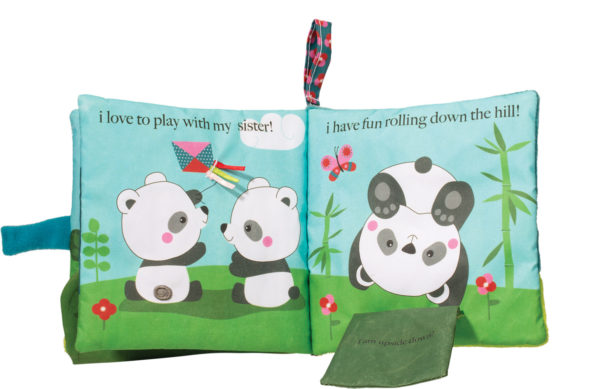 Panda Activity Book