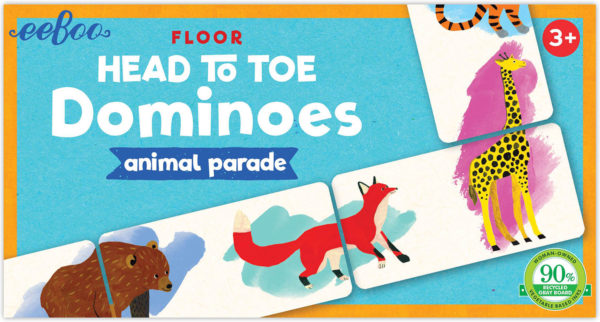 Head to Toe Dominoes