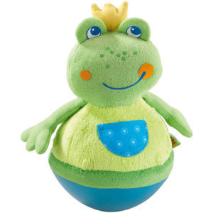 Roly-poly Frog