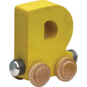 Nametrain Bright Color Letter D