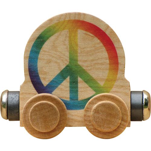Nametrain Peace Car