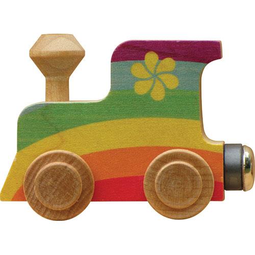 Nametrain Rainbow Engine