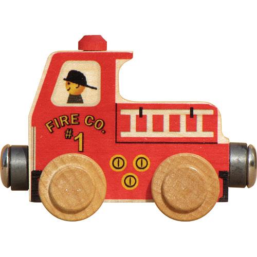 Nametrain Fire Truck