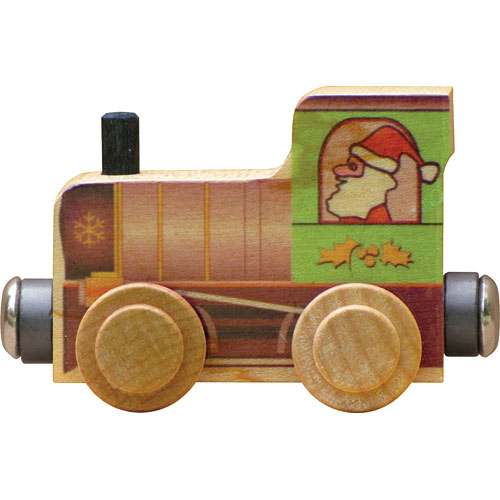 Nametrain Santa Engine