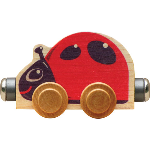 Nametrain Lizzie Ladybug