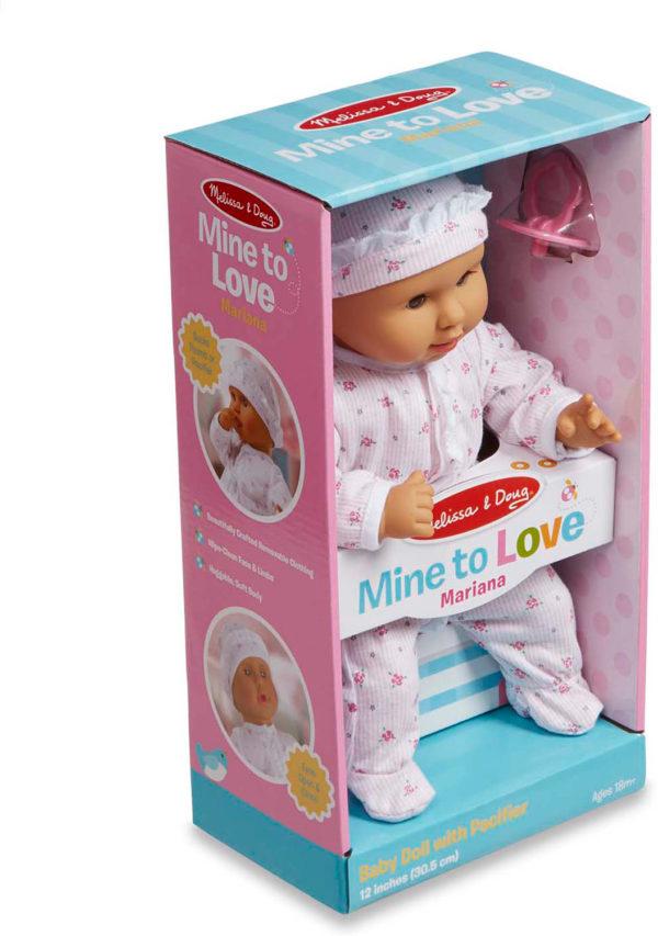 """Mine to Love - Mariana 12"""" Baby Doll"""