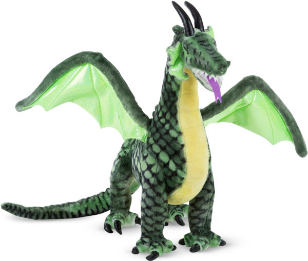 Winged Dragon Giant Stuffed Animal